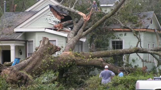After Clearing Debris, Bartlesville Disaster Team Helped Hurricane Katrina Survivors Heal