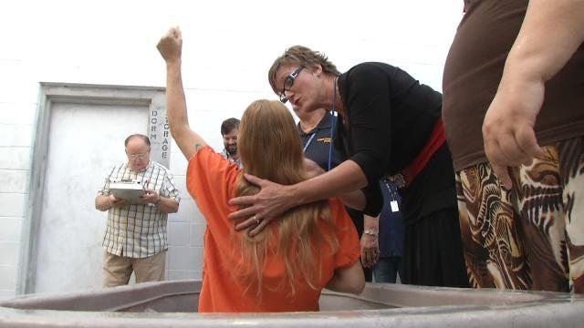 Creek County Inmates Reborn From Behind Bars