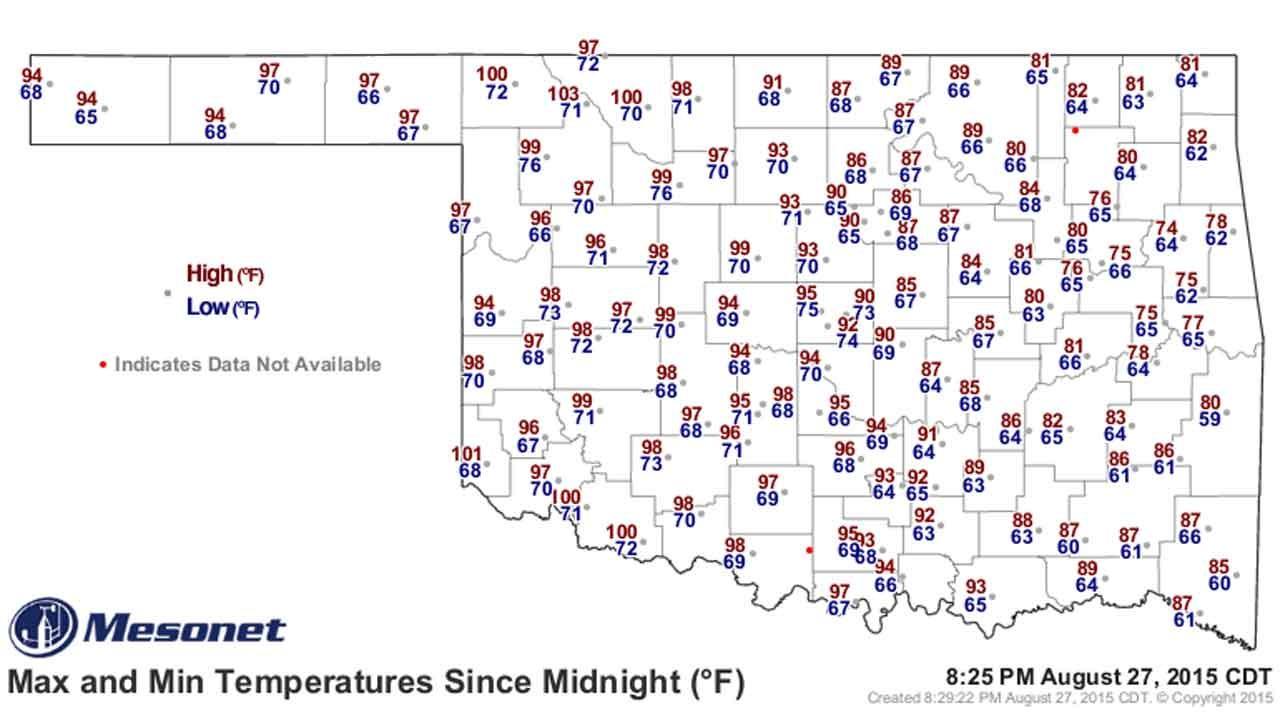 Dick Faurot's Weather Blog: Rain Chances Through Saturday