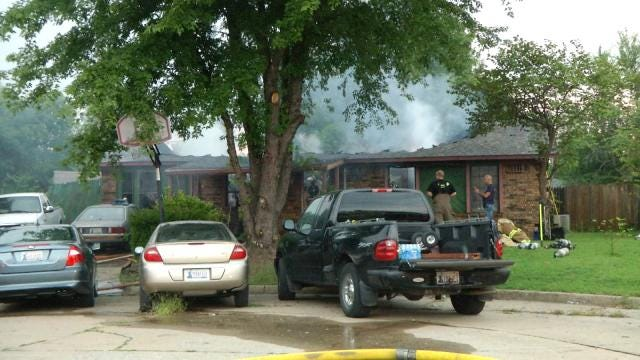 House Fire Claims Catoosa Family's Extensive Antique Collection