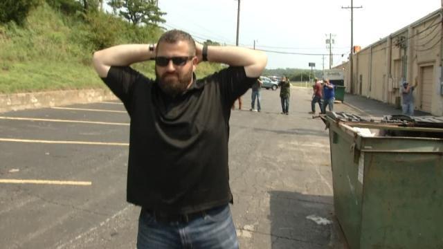 Oklahoma Law Enforcement Train To Track Crooks