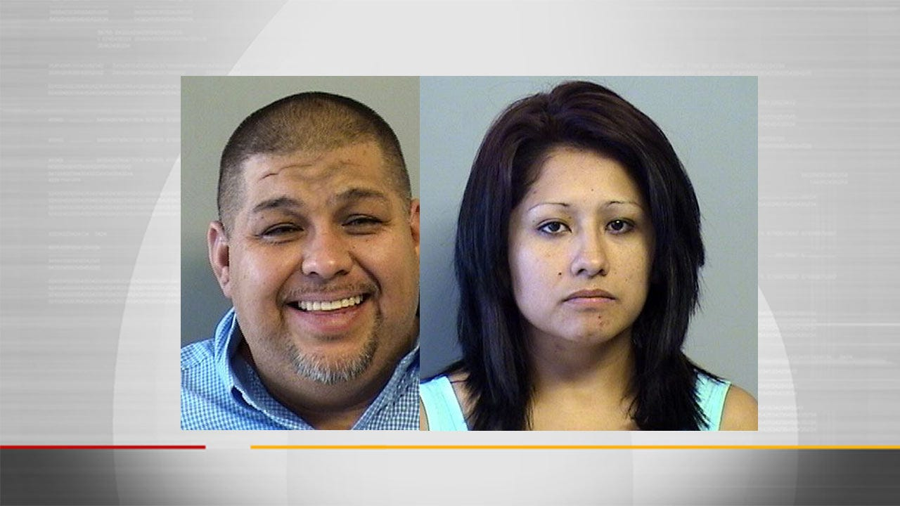 Tulsa Police Find 22 Pounds Of Meth Hidden In Car
