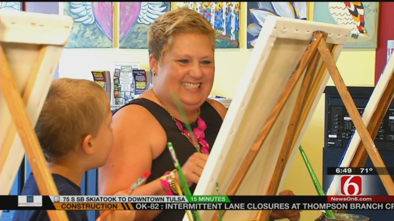 Tulsa Woman Fights To Be Breast Cancer Survivor