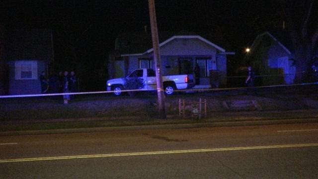Five-Year-Old Boy Shot Inside Tulsa Home
