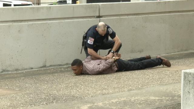 Man Drops Marijuana In X-Ray Bucket At Tulsa Courthouse Checkpoint