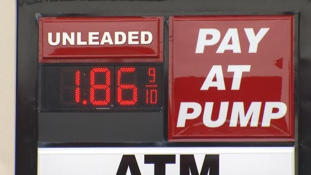 Oklahomans Happy With Plummeting Gas Prices