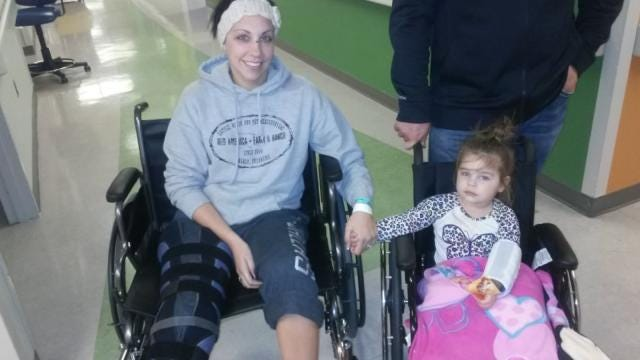 Rogers County Family On Long Road To Recovery After DUI Crash