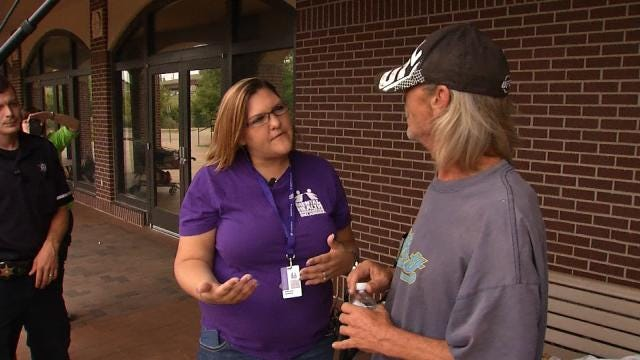 Tulsa's Success At Helping Homeless Captured By Film Crew