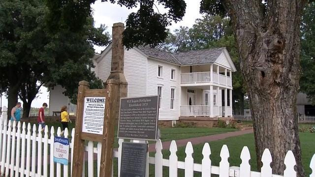 Changes At Will Rogers Birthplace Leave Groundskeeper Jobless