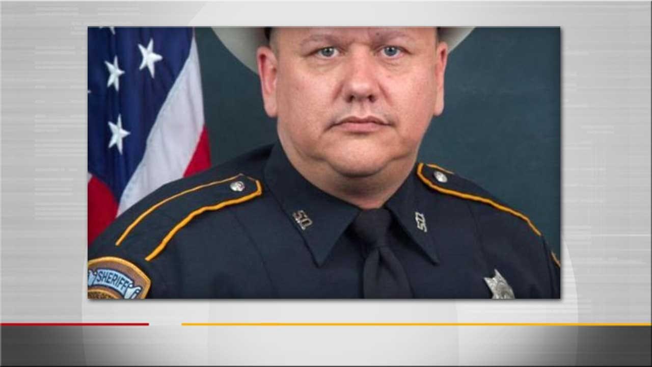Suspect Arrested In Texas Deputy's Murder