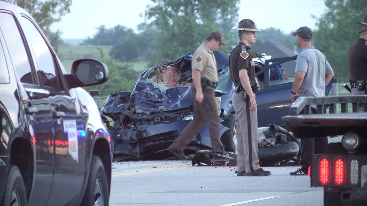 Highway Safety Office Sees Increase In Deaths On Oklahoma Roads