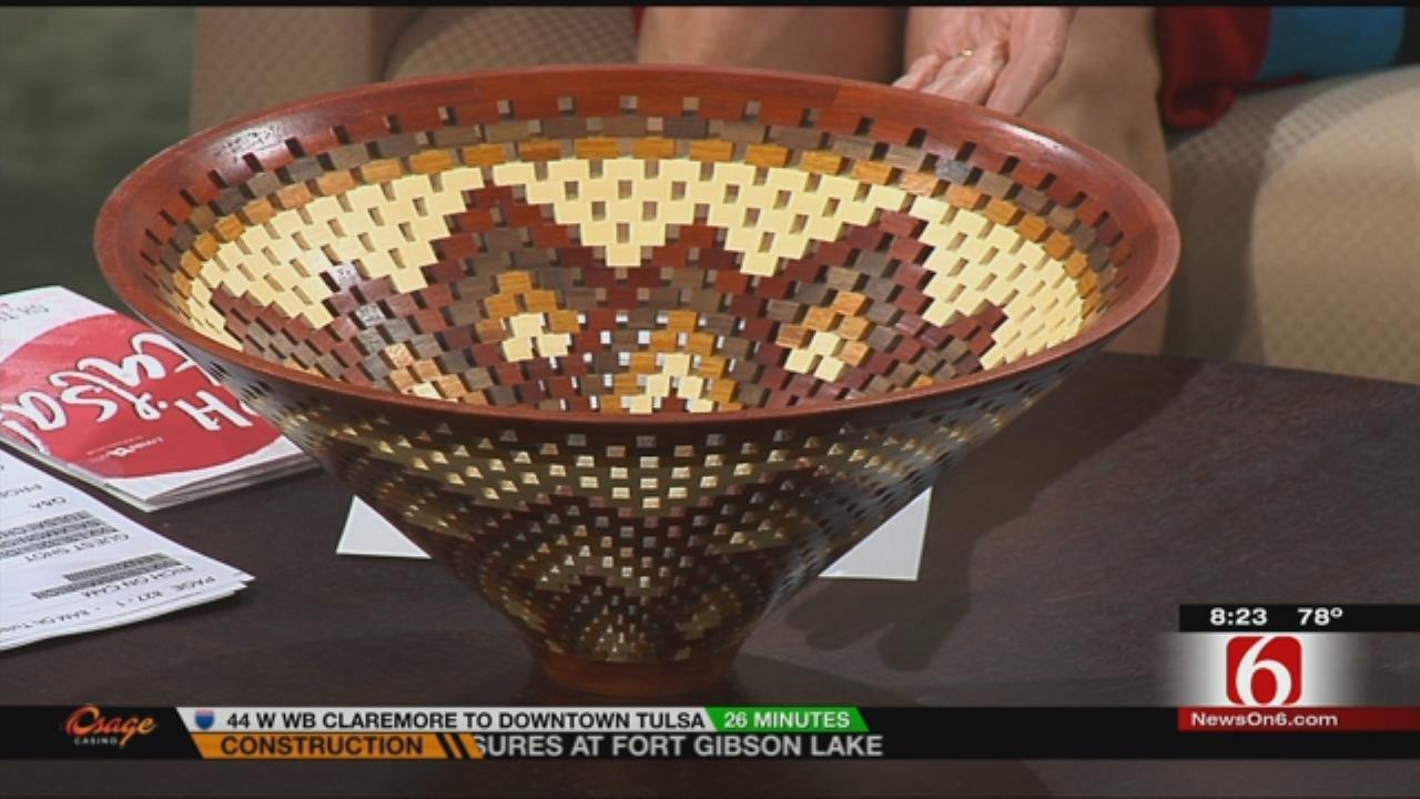 Oh, Tulsa! Art Exhibit Starts Friday At Living Arts