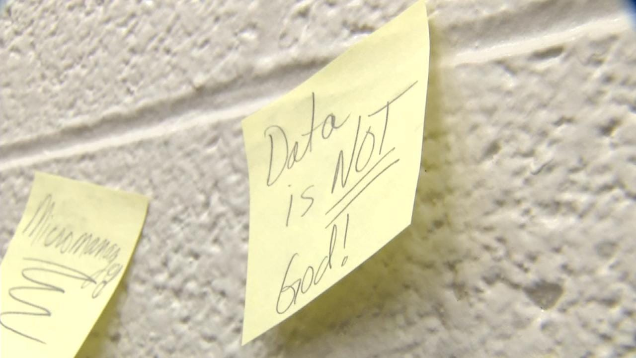Tulsa School Superintendent Cutting Back On Tests
