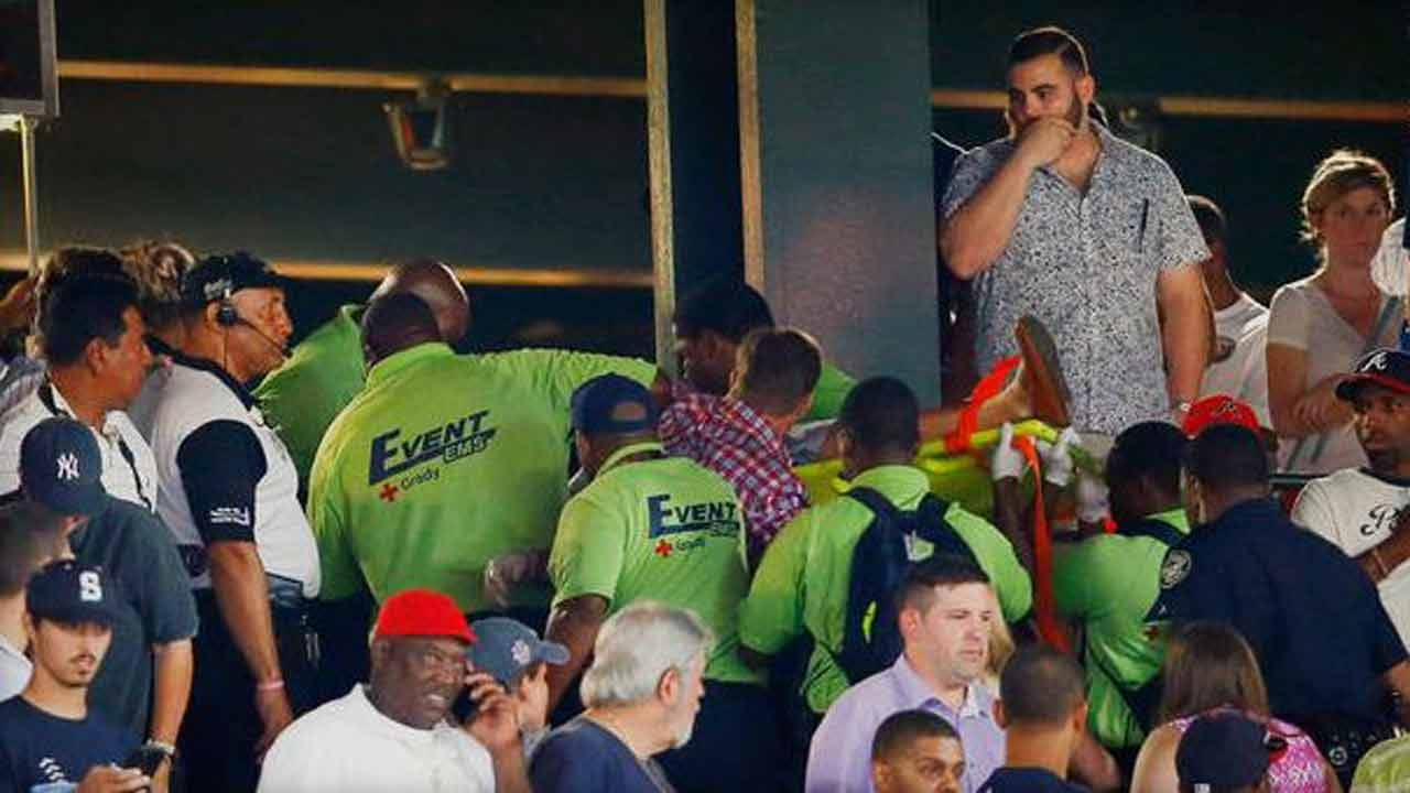 Fan Who Died In Fall At Atlanta Braves Game Identified