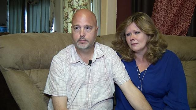 Murdered Tulsa Locksmith's Family Says He Talked About Dangers Of Job