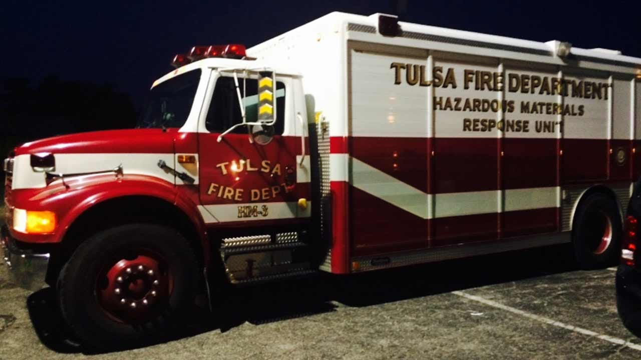 All Clear After Potential Hazardous Substance Closes Tulsa Neighborhood