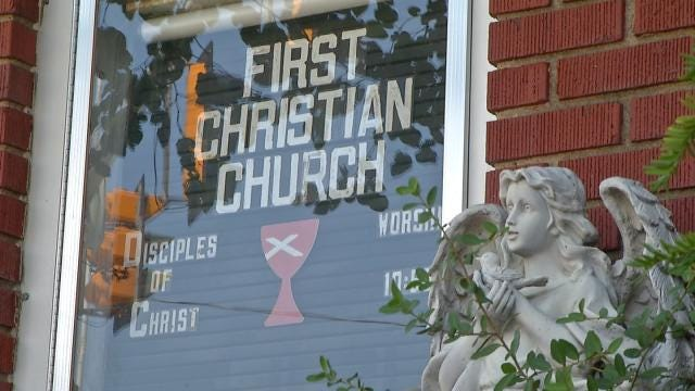 Century-Old McAlester Church Holds Final Service