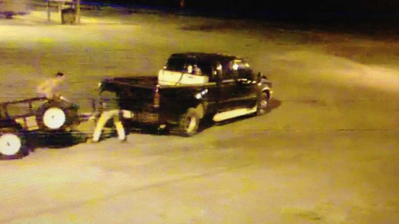 Mayes County Man Arrested For Claremore Trailer Theft