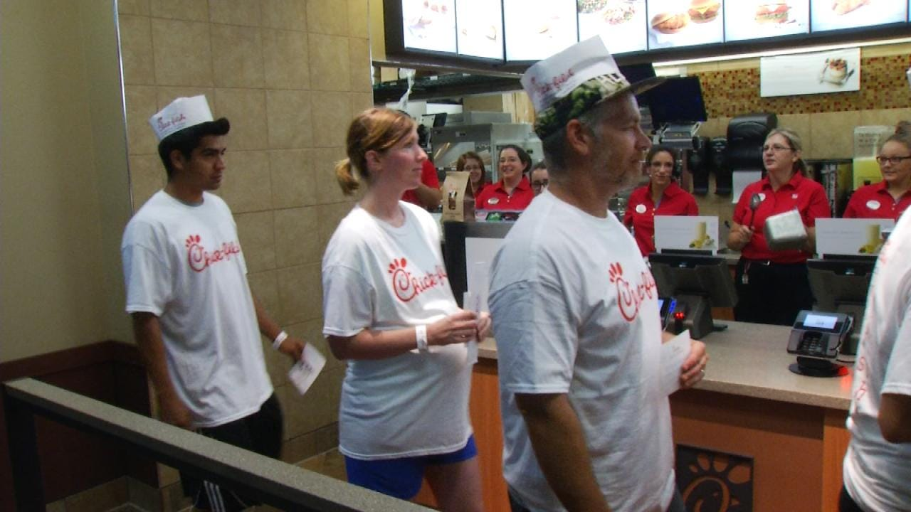 Reasors And Chick-Fil-A Open New Tulsa Stores