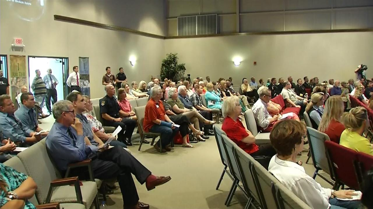 BA Church Holds Prayer Service For Bever Family Victims