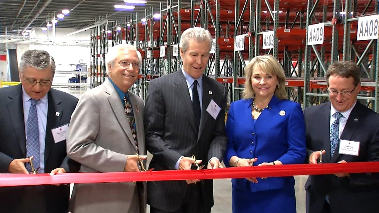 New Owasso Macy's Fulfillment Center Ramps Up Operations