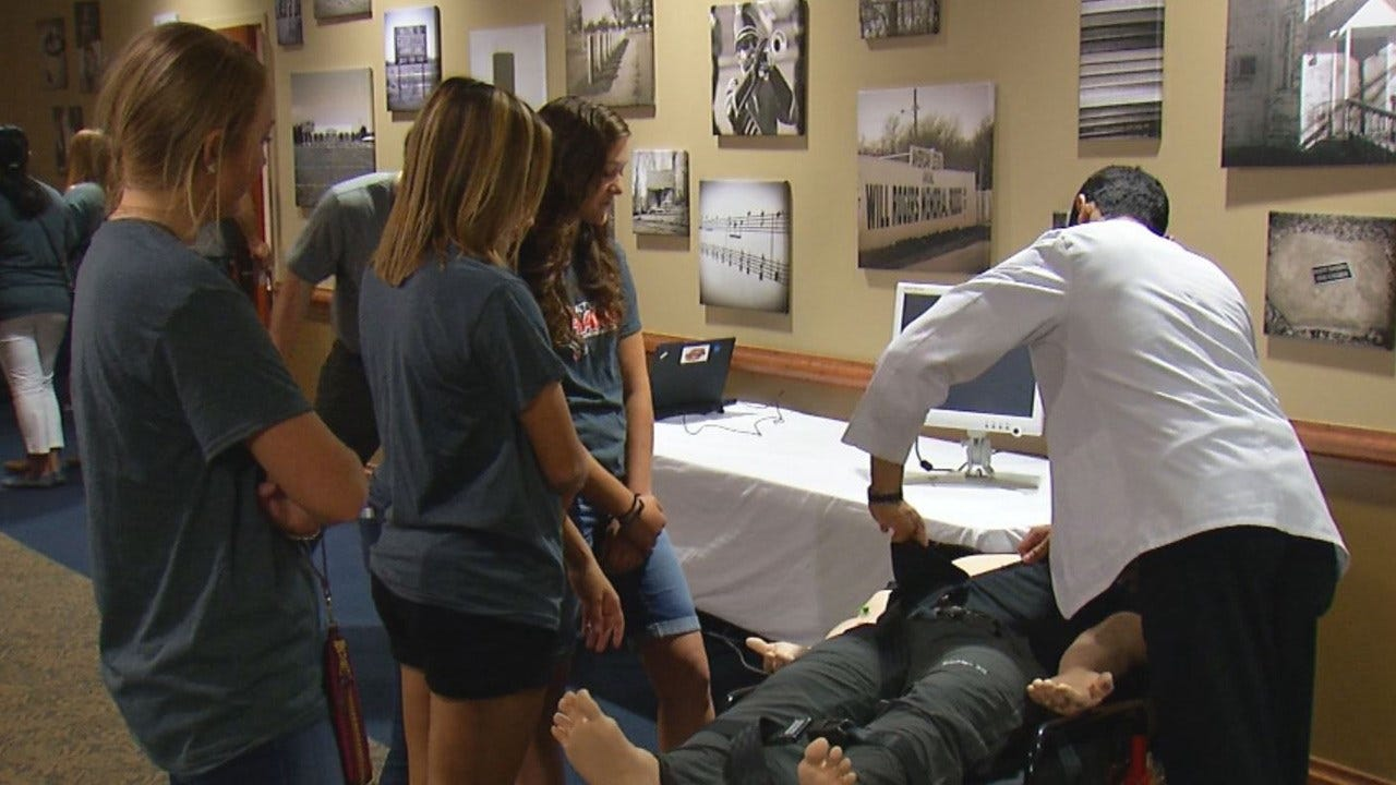 OSU Medical School Offers High School Students Chance To Be 'So Much More'