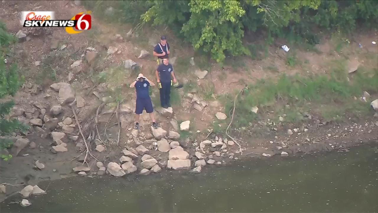 Police Recover Body Of Arkansas River Swimmer