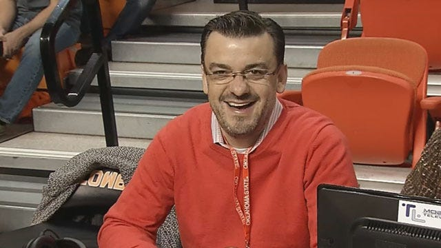 OSU's 'Voice,' Larry Reece, Announces He's Cancer Free