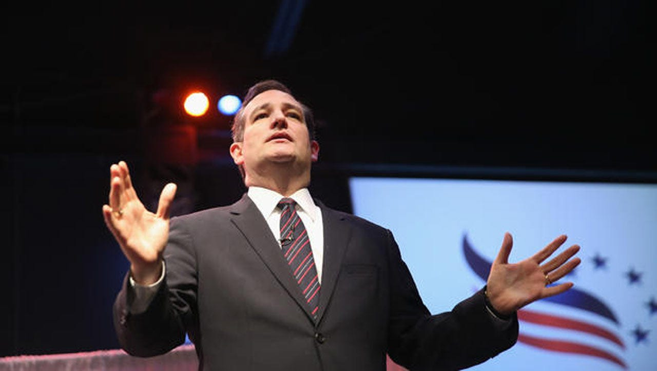 Senator Ted Cruz To Hold Rallies In Bartlesville, Oklahoma City And Tulsa