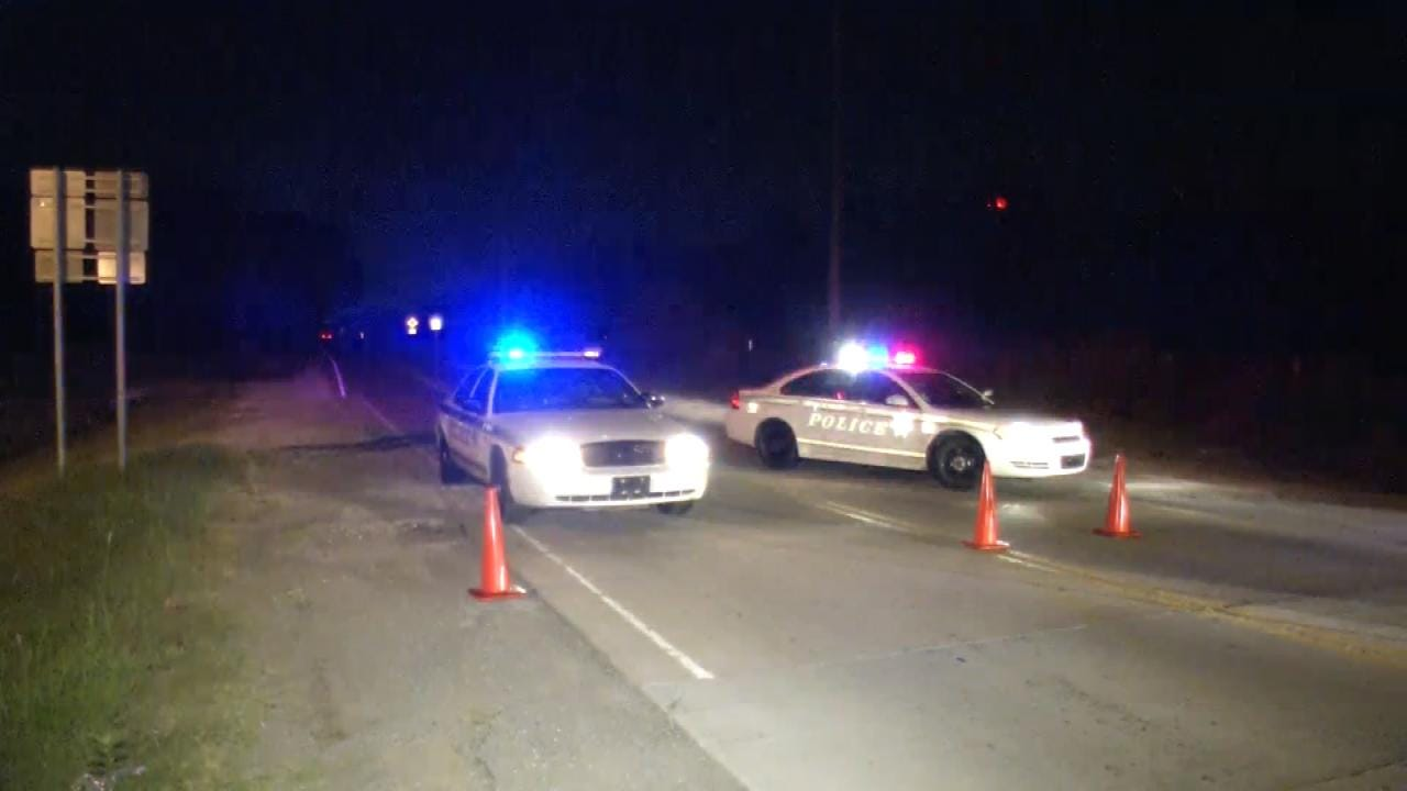 Teenager Killed In West Tulsa Car Crash