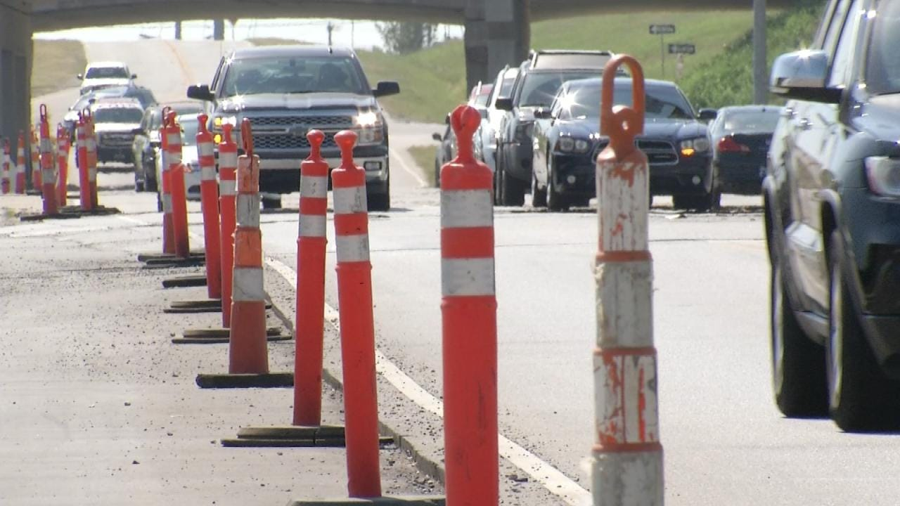 Good Business Brings Traffic Troubles To Tulsa Hills Shopping Area