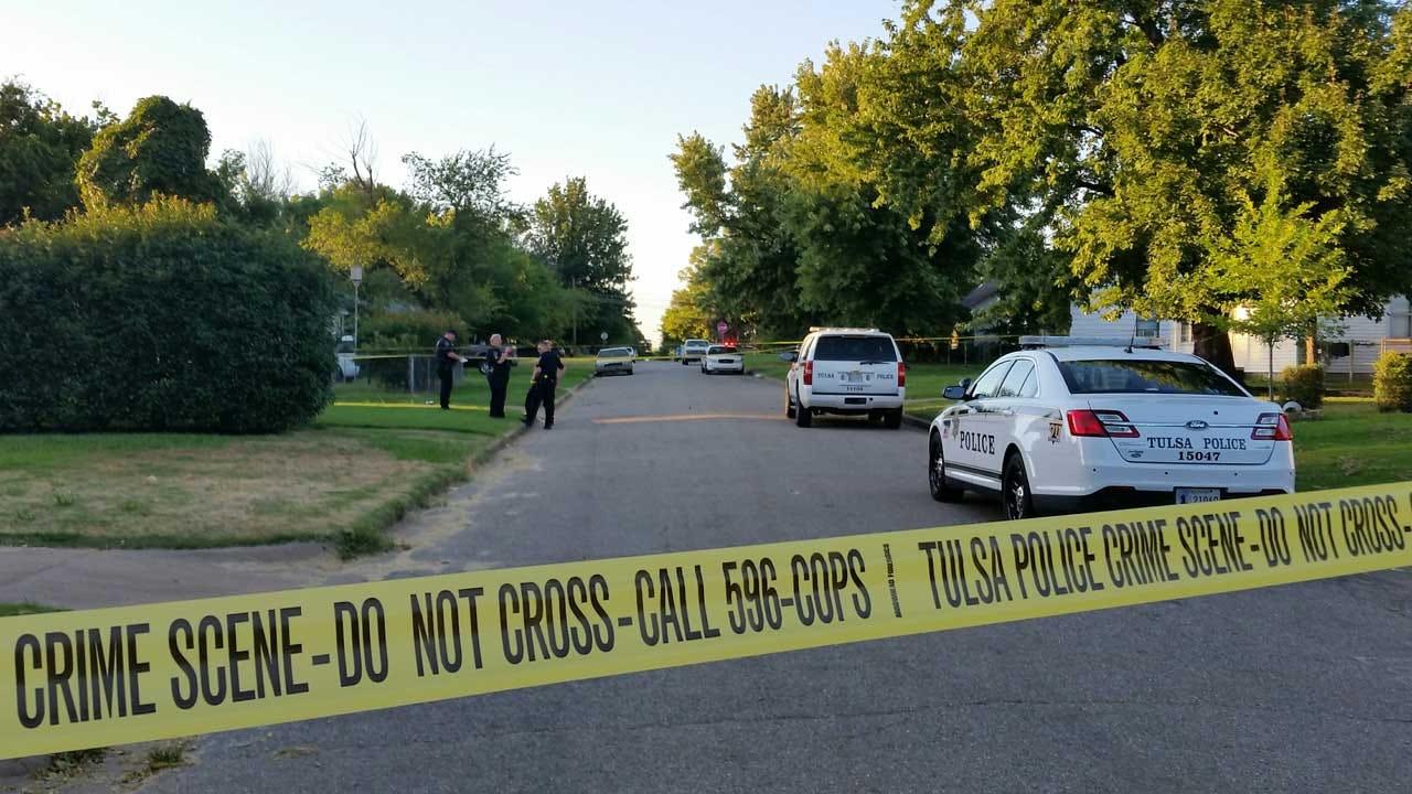 Man Shot In Buttocks When Bullets Scatter Across Tulsa Neighborhood, Police Say