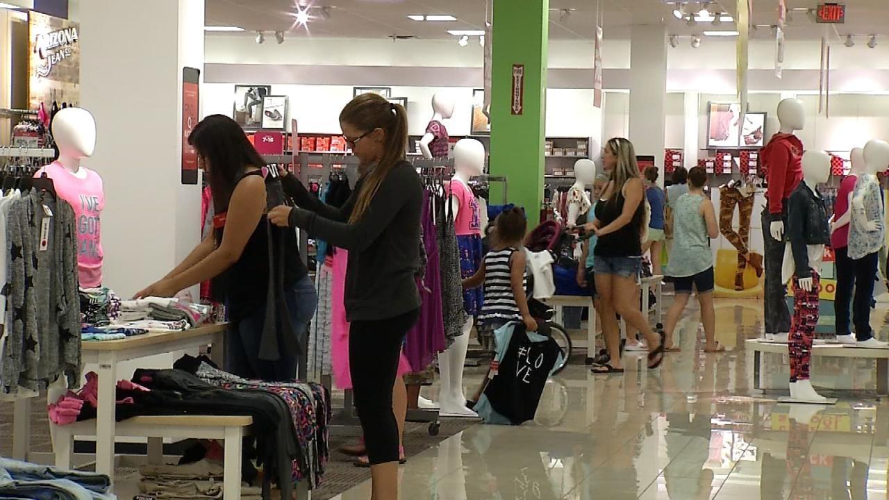 Oklahoma Back-To-School Shoppers Get Tax-Free Break