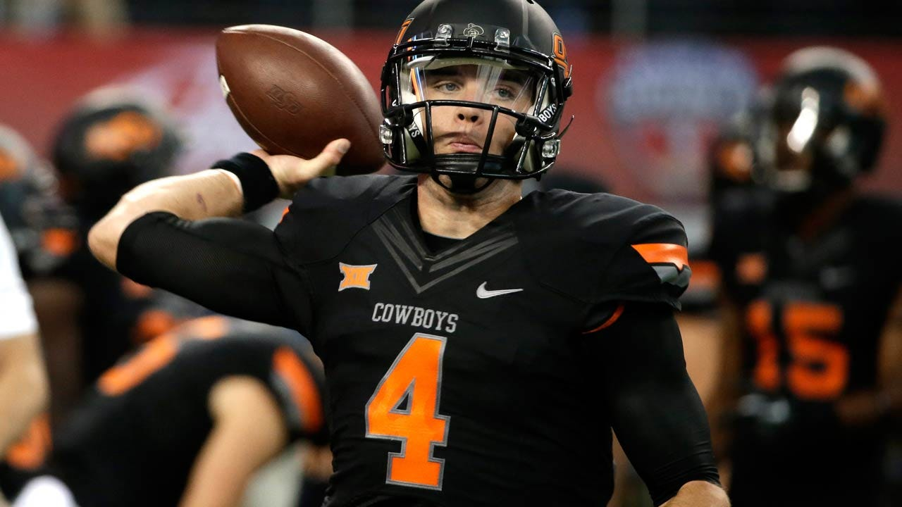 OSU Football: J.W. Walsh On His Expectations For This Season, Why He Stayed A Cowboy