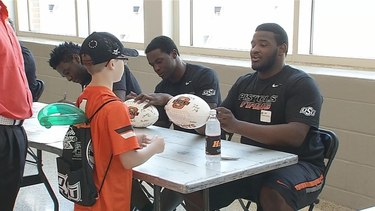 OSU Media Day: Gundy Hopes Last Year's Youth Leads To This Season's Success