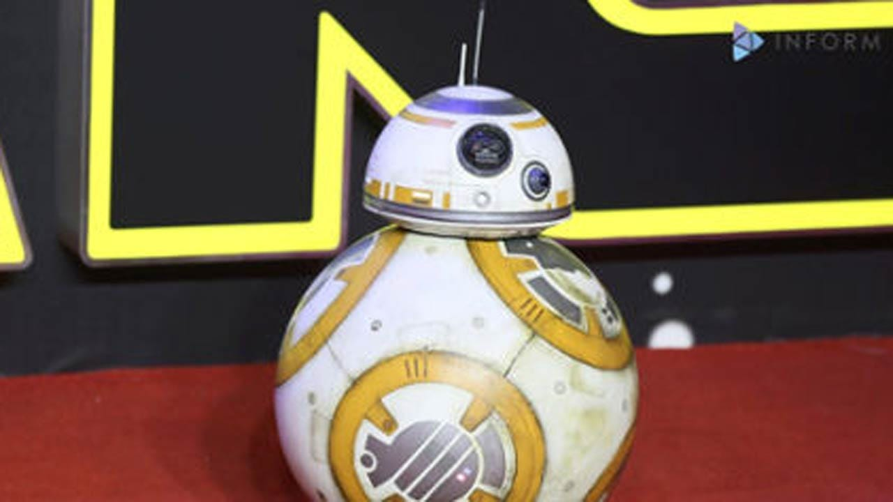 Tulsa's Bill Hader Helped Provide Voice For 'Star Wars' Droid