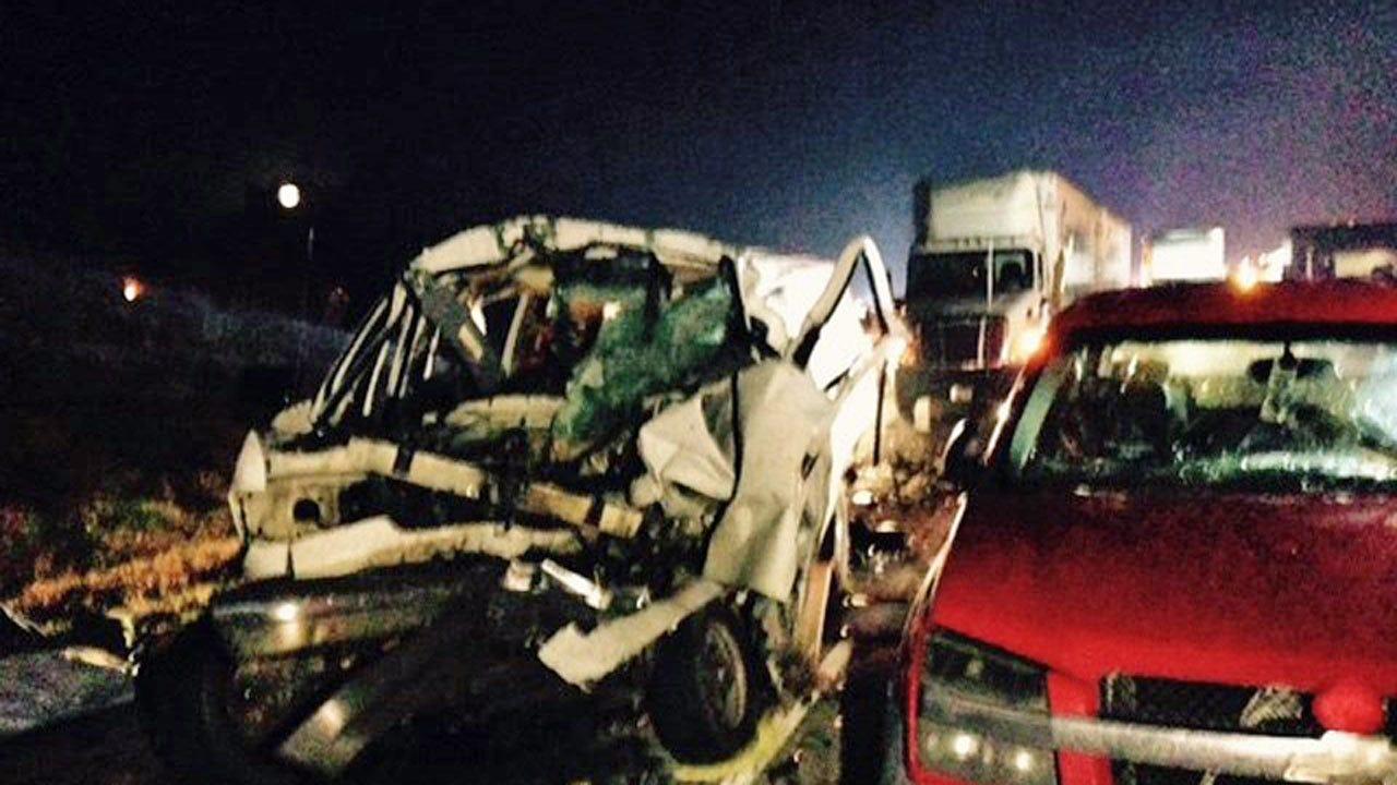 Multi-Car Wreck On Interstate-49 In Arkansas Kills Three