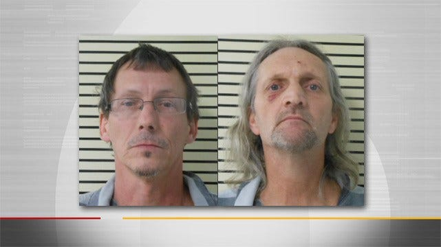 Wagoner County Drug Busts Include Two Men In Rocky Point Area