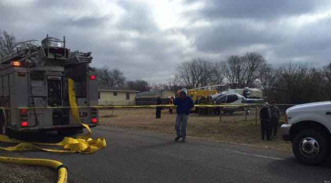 Woman Dies In Catoosa House Fire