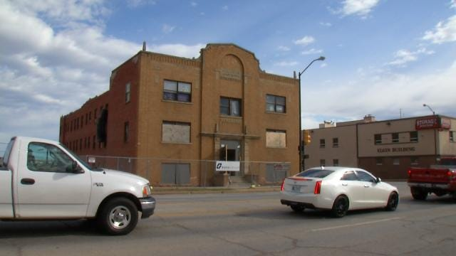 Historic Downtown Tulsa Apartment Complex To Get Modern Facelift