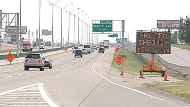 ODOT To Install Four-Dozen More Traffic Cameras In Tulsa