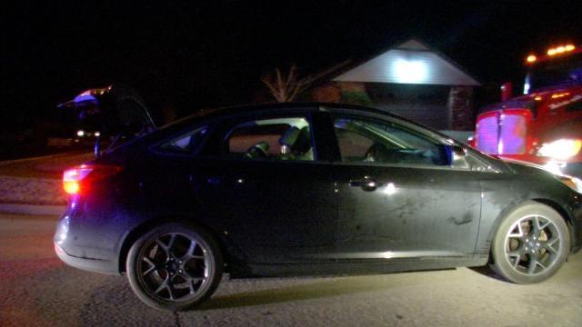 Owasso Police Arrest Driver After Short Chase