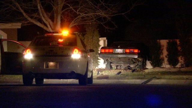 Tulsa Police: Crash Ends Chase Of Stolen Car