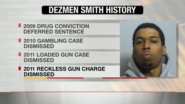 Gang Member Arrested For Fatal Shooting Has Violent Past