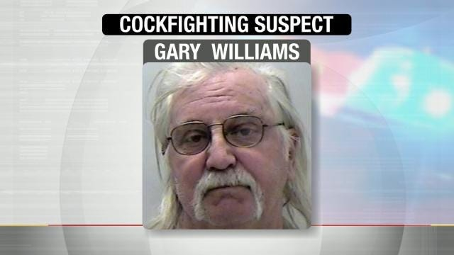 Terlton Man Arrested For Raising Roosters For Cockfighting