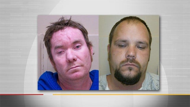 Two Charged In Craig County John Deere Backhoe Theft