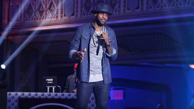 NBA Hosts First-Ever Fashion Show