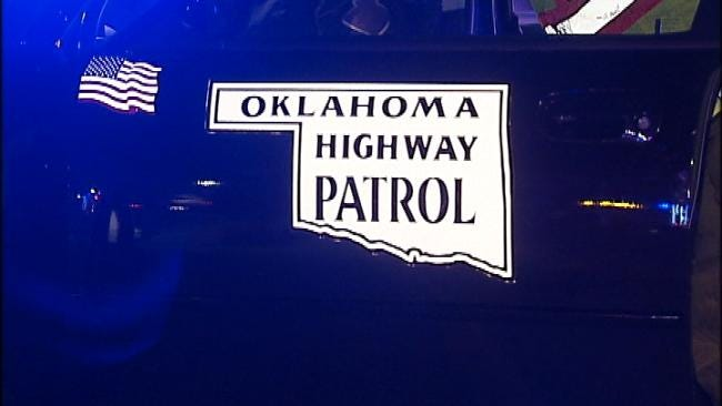OHP Trooper: Driver Rams Madill Police Car, Runs Over Claremore Man