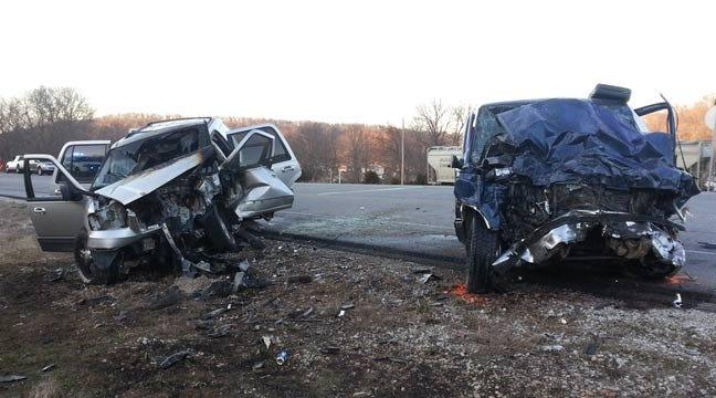 One Killed, Six Injured In Rogers County Crash