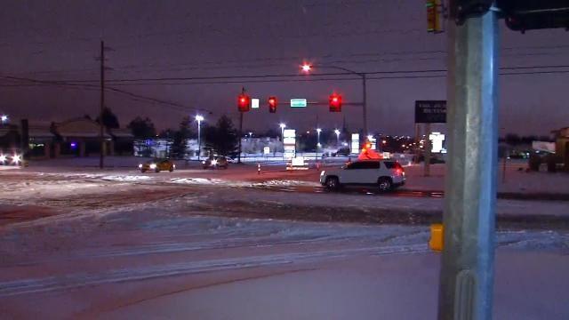 State Road Crews Treating Northeastern Oklahoma Roads